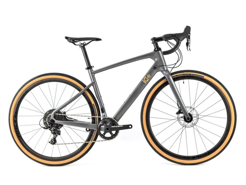 Bicicleta Gravel ICe GV10...