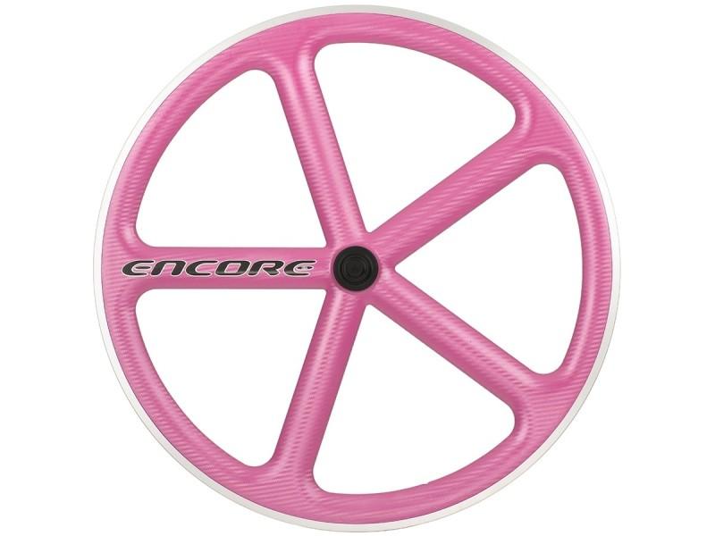 Rueda Fixie Encore Color Rosa