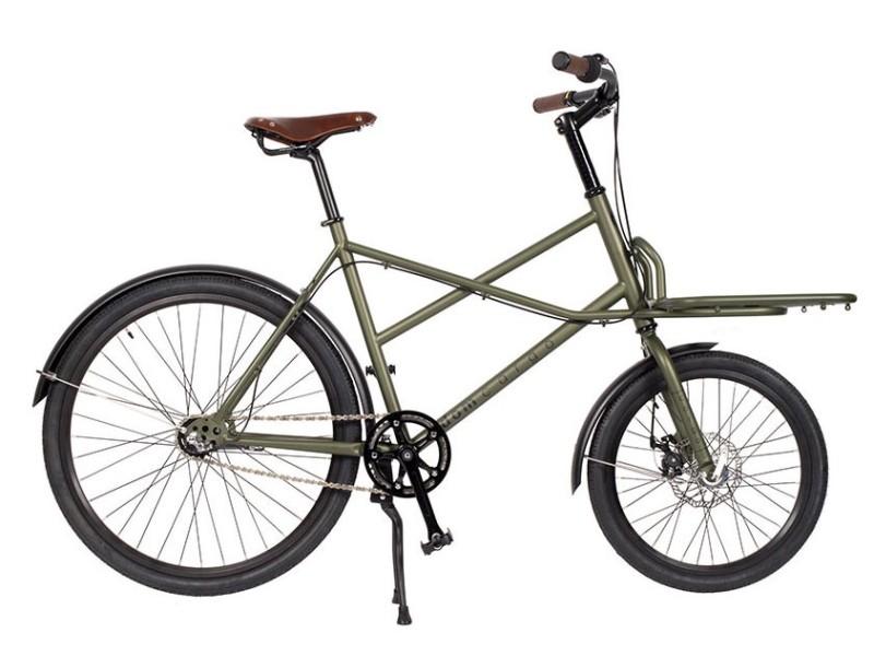 Bicicleta de Carga Dom...